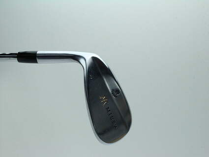 Mint Miura Wedge Series Wedge Lob LW 59* FST KBS Wedge Steel Stiff Left Handed 35.5 in