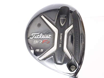 Titleist 917 F2 Fairway Wood 4 Wood 4W 16.5* Diamana S+ 70 Limited Edition Graphite Regular Right Handed 43.25 in