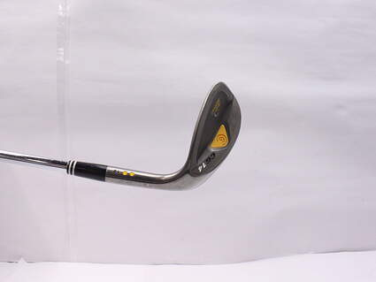Cleveland CG14 Gunmetal Wedge Lob LW 58* Cleveland Traction Wedge Steel Wedge Flex Right Handed 37.25 in