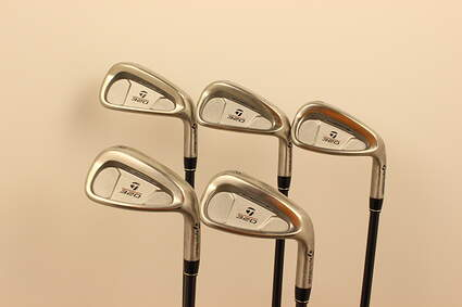 TaylorMade 320 Iron Set 6-PW TM Lite R-80 Graphite Regular Right Handed 37.5 in