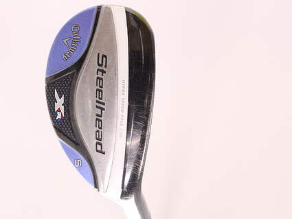 Callaway Steelhead XR Hybrid 5 Hybrid 25* Matrix Ozik Program F15 Graphite Ladies Right Handed 38 in