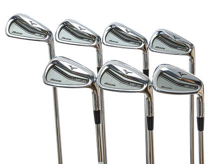 Mizuno MP-54 Iron Set 4-PW Nippon NS Pro 950GH Steel Regular Right Handed 38 in