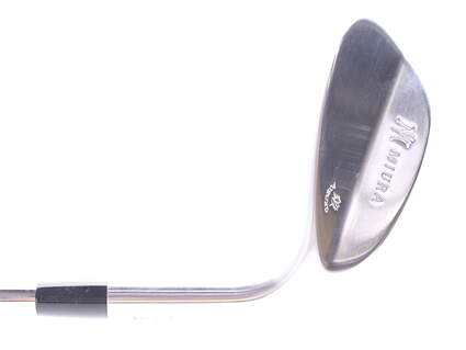 Mint Miura Wedge Series Custom Wedge Sand SW 55* FST KBS Wedge Steel Stiff Right Handed 35.25 in