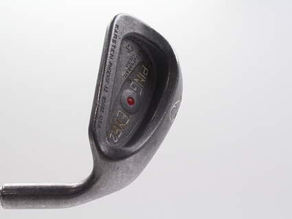 Ping Eye 2 + Single Iron 9 Iron Ping KT Steel Stiff Right Handed Red dot 36 in
