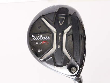 Mint Titleist 917 F2 Fairway Wood 7 Wood 7W 21* Diamana M+ 50 Limited Edition Graphite Ladies Right Handed 41 in