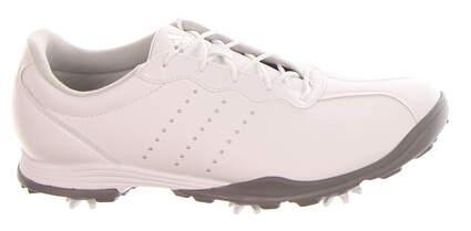 New Womens Golf Shoe Adidas Adipure DC Medium 8.5 Gray MSRP $130