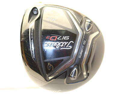 Titleist 917 D3 Driver 9.5* Diamana S+ 60 Limited Edition Graphite Stiff Right Handed 45 in