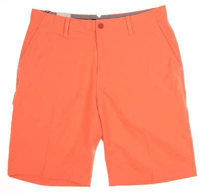 New Mens Adidas Adipure Shorts Size 34 Sun Glow MSRP $95 CY4727