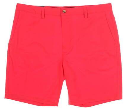 New Mens Vineyard Vines Links Shorts Size 38 Coral Red MSRP $85 1H0453-637