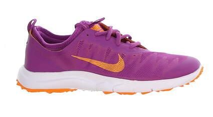 New Womens Golf Shoe Nike FI Bermuda 7.5 Purple MSRP $110 776089 500