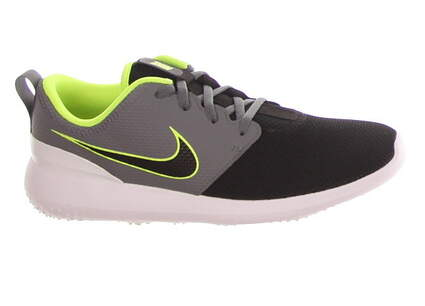 New Mens Golf Shoe Nike Roshe G 10 Cool black/ White/Grey Volt MSRP $80 AA1837 003