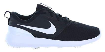 New Mens Golf Shoe Nike Roshe G 9.5 Black MSRP $80