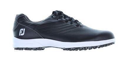 New Mens Golf Shoe Footjoy FJ Arc SL Medium 10 Black MSRP $100