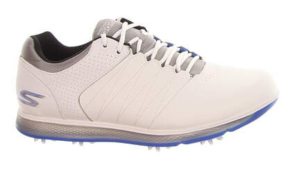 New Mens Golf Shoe Skechers Go Golf Pro 2 10 White MSRP $150
