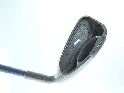 Ping G2 HL Single Iron 4 Iron Ping TFC 100I Graphite Ladies Right Handed Brown Dot 37.5 in