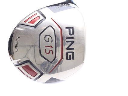 Ping G15 Driver 10.5* Ping TFC 149D Graphite Stiff Left Handed 45.5 in