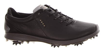 New Mens Golf Shoe Ecco BIOM G2 46 (12-12.5) Black MSRP $260