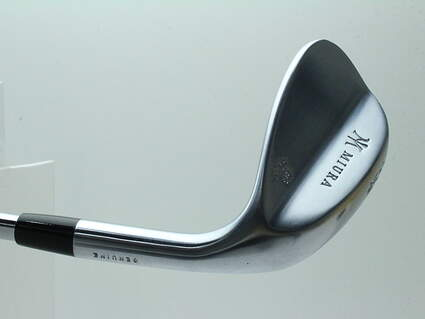 Mint Miura Wedge Series Wedge Sand SW 55* FST KBS Tour 120 Steel Stiff Right Handed 35.25 in