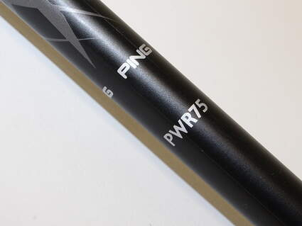 "Ping PWR 75 Driver Shaft Tour Stiff Flex 44"" Right Handed Ping Adapter; older version (Anser, i25, G25)"