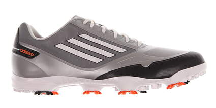 New Mens Golf Shoe Adidas Adizero One Medium 11 Gray MSRP $150