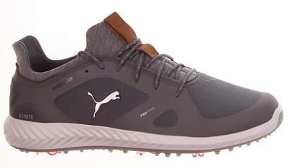 New Mens Golf Shoe Puma IGNITE PWRADAPT Medium 9.5 Quiet Shade MSRP $150