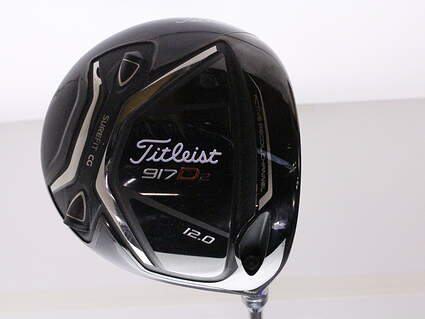 Titleist 917 D2 Driver 12* Diamana S+ 60 Limited Edition Graphite Regular Right Handed 45.25 in