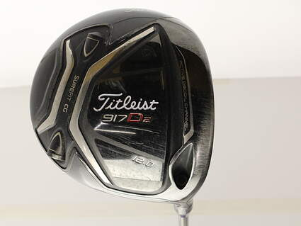 Titleist 917 D2 Driver 12* Diamana M+ 50 Limited Edition Graphite Senior Right Handed 45.25 in