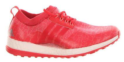 New Womens Golf Shoe Adidas Pureboost XG Medium 6.5 Pink MSRP $130