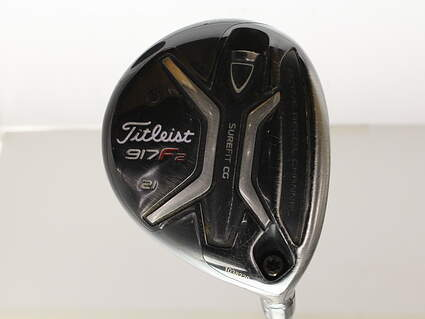 Titleist 917 F2 Fairway Wood 7 Wood 7W 21* Diamana S+ 70 Limited Edition Graphite Regular Right Handed 42 in