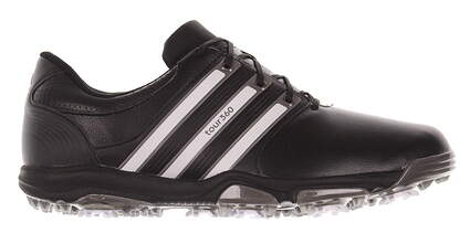 New Mens Golf Shoe Adidas Tour 360 X Medium 9 Black/White MSRP $160