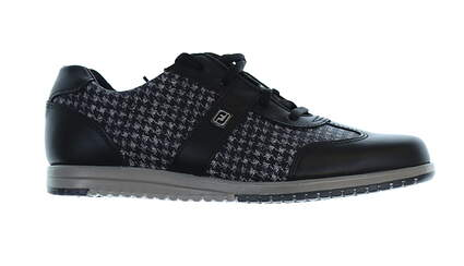 New Womens Golf Shoe Footjoy Casual Collection 6 Black MSRP $120 97720