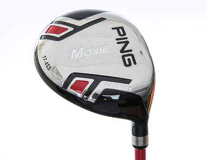 Ping Moxie i 10-11 Year Old Fairway Wood 7 Wood 7W 23* Stock Graphite Shaft Graphite Right Handed 37 in
