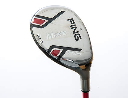 Ping Moxie i 10-11 Year Old Hybrid 6 Hybrid 27* Stock Graphite Shaft Graphite Right Handed 35 in