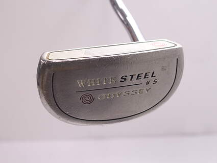 Odyssey White Steel 5 Putter Steel Right Handed 33.5 in