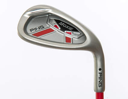 Ping Moxie G 8-9 Year Old Wedge Sand SW 52° Stock Graphite Shaft Graphite Right Handed Invalid Length