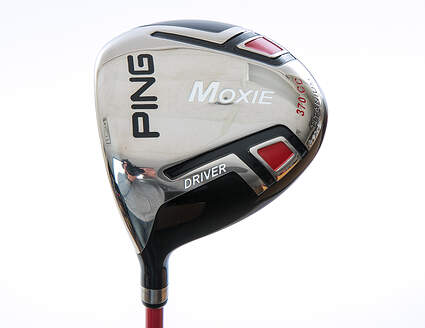 Ping Moxie G 8-9 Year Old Driver 16* Stock Graphite Shaft Graphite Left Handed 35 in