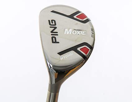 Ping Moxie K 6-7 Year Old Hybrid 6 Hybrid Stock Graphite Shaft Graphite Left Handed 28.5 in