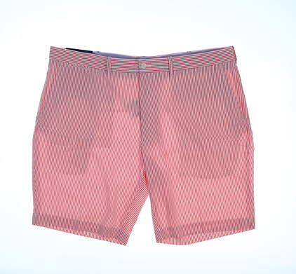 New Mens Ralph Lauren Shorts Size 40 Red/White MSRP $93