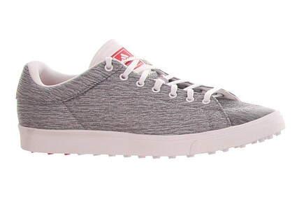 New Mens Golf Shoe Adidas Adicross Classic Medium 9.5 Gray MSRP $100