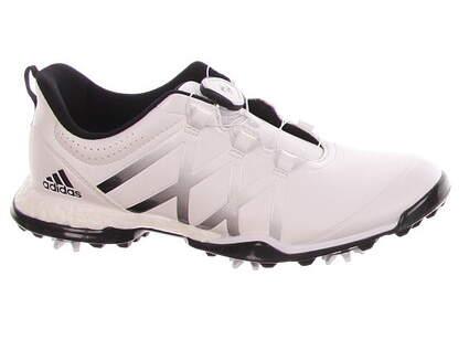New Womens Golf Shoe Adidas Adipower Boost BOA Medium 7.5 White MSRP $180