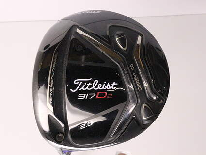 Titleist 917 D2 Driver 12* Diamana M+ 50 Limited Edition Graphite Regular Left Handed 45 in