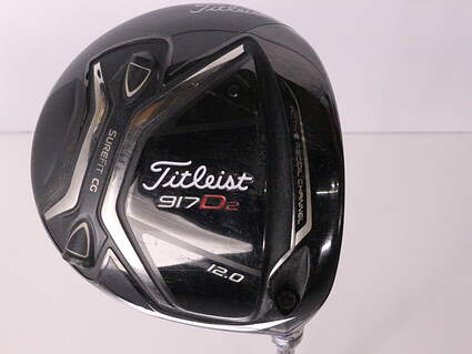 Titleist 917 D2 Driver 12* Diamana M+ 50 Limited Edition Graphite Lite Right Handed 45.25 in