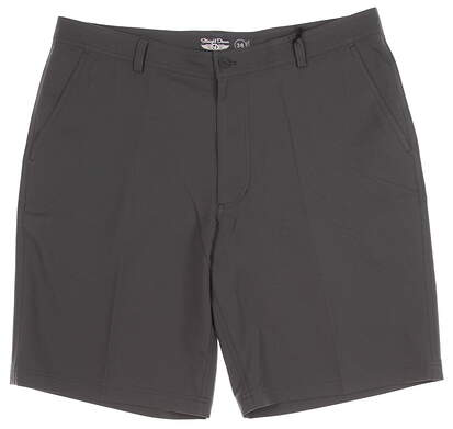 New Mens Straight Down Game Day Shorts Size 36 Gray MSRP $78 40137