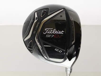 Titleist 917 D2 Driver 12* Diamana M+ 50 Limited Edition Lite Right Handed 45 in