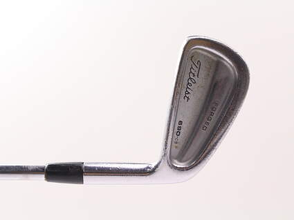 Titleist 690 CB Forged Single Iron 4 Iron True Temper Dynamic Gold S300 Steel Stiff Right Handed 38.5 in