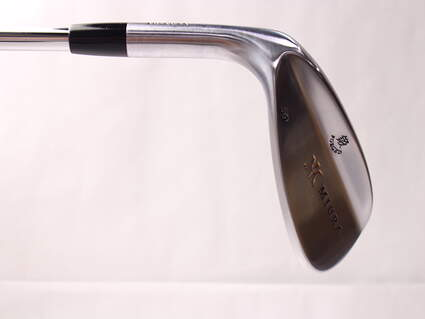 Mint Miura Wedge Series Wedge Lob LW 59* FST KBS Wedge Steel Stiff Left Handed 35 in