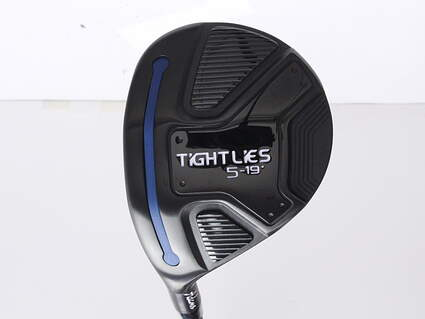 Mint Adams 2014 Tight Lies Fairway Wood 5 Wood 5W 19* Mitsubishi Kuro Kage Blue 60 Graphite Regular Left Handed 42 in
