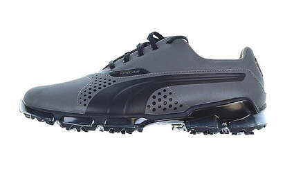 New Mens Golf Shoe Puma Titantour Flash 9.5 Black MSRP $200
