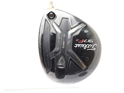 Titleist 917 F3 Fairway Wood 3 Wood 3W 15* Diamana M+ 60 Limited Edition Regular Right Handed 43.25 in