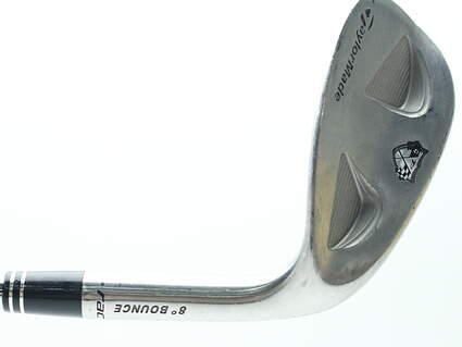 TaylorMade Rac Satin Tour TP Wedge Gap GW 52* 8 Deg Bounce True Temper Dynamic Gold Steel Wedge Flex Right Handed 35.75 in